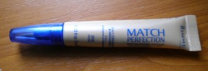 Rimmel Match Perfection korektor - pohled
